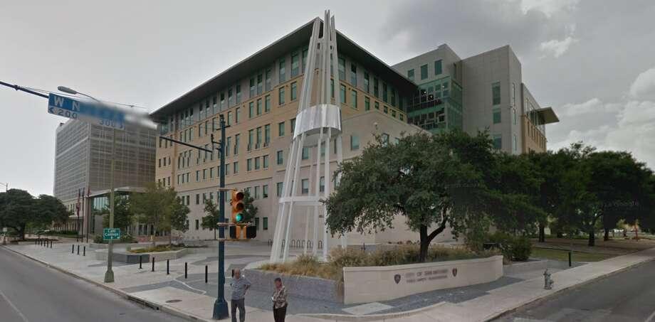 Public Safety Headquarters Photo: Google Maps
