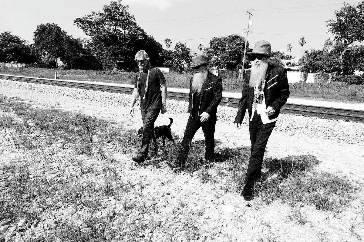 ZZ Top: Billy Gibbons, Dusty Hill, Frank Beard