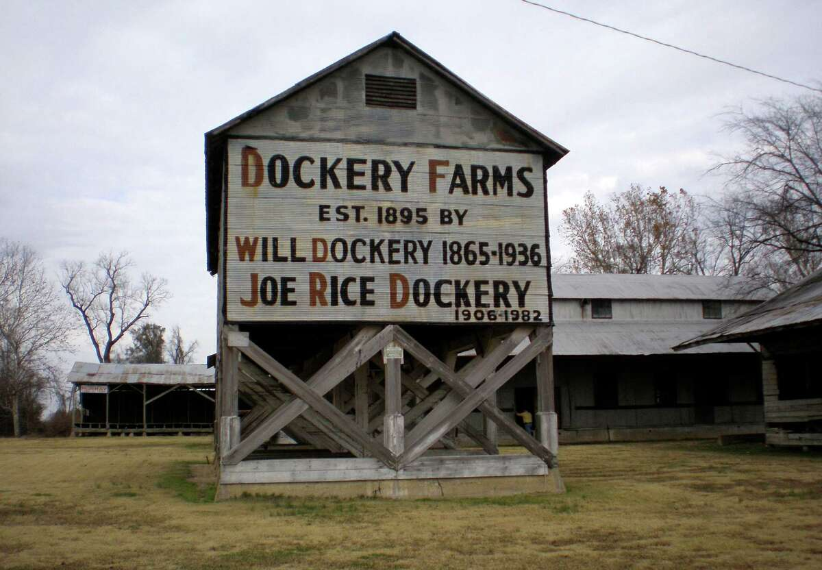 Dockery Farms, outside Cleveland, Miss., was once home to blues legends Charley Patton and Howlin' Wolf.