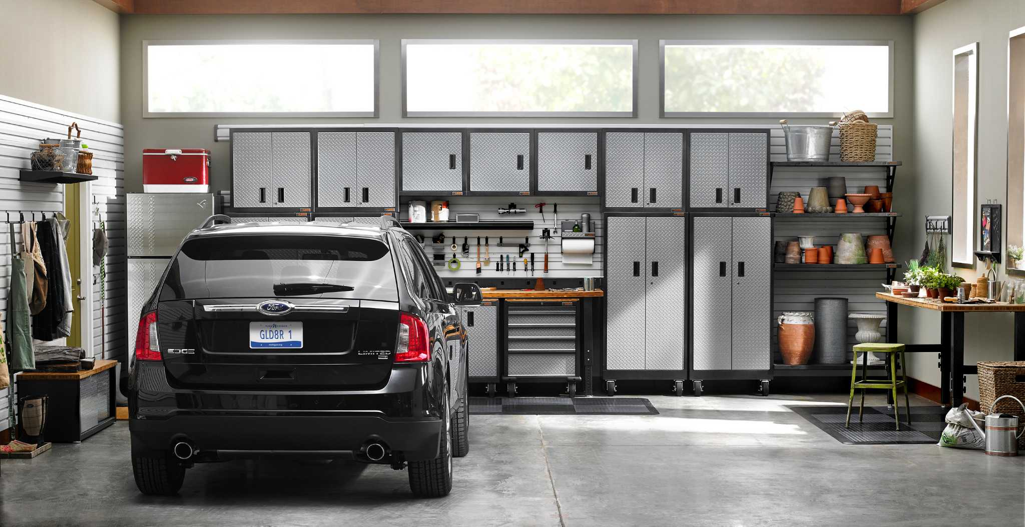 Solutions for reclaiming the space in your garage   san antonio ...