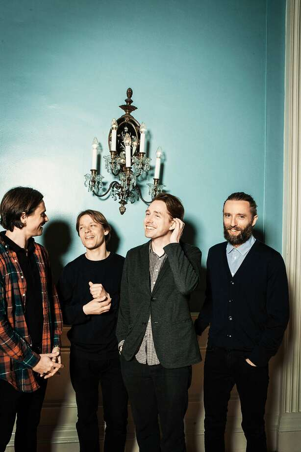 Mew will bring its knotty chords and cascading melodies to the Fillmore. Photo: Photo Credit:, Play It Again Sam