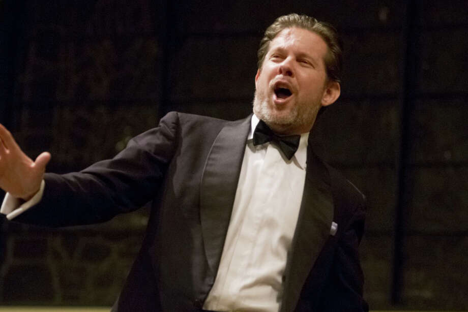The Greenwich Choral Society will welcome Justin Ryan, a New York City-based singer, for its Stars and Stripes concert on Sunday, May 17, 2015, at the Norwalk Concert Hall. The group, which is celebrating its 90th anniversary, will present a program of American music, including spirituals, folk songs, contemporary works and jazz standards. Photo: Contributed Photo / Stamford Advocate Contributed photo