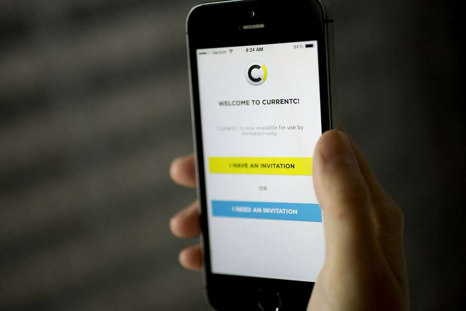 The CurrentC application (app) is demonstrated on an Apple Inc. iPhone 5s for this arranged photograph in Washington, D.C., U.S., on Thursday, Oct. 30, 2014. CurrentC, the retailer-backed mobile-payment system touted as an alternative to Apple Inc.'s platform, was hacked during a test of the technology, resulting in some e-mail addresses being stolen. Photographer: Andrew Harrer/Bloomberg Photo: Andrew Harrer, Bloomberg