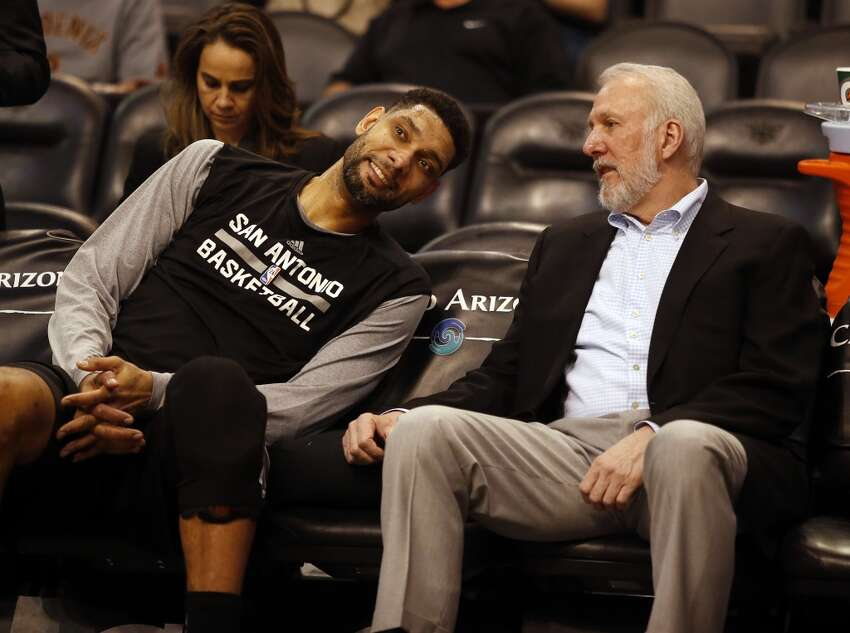 Date: Jan. 27 Coach Gregg Popovich celebrates his 70th birthday in San Antonio. Popovich took over as coach of the team in 1996 and is the longest-tenured coach in the league.