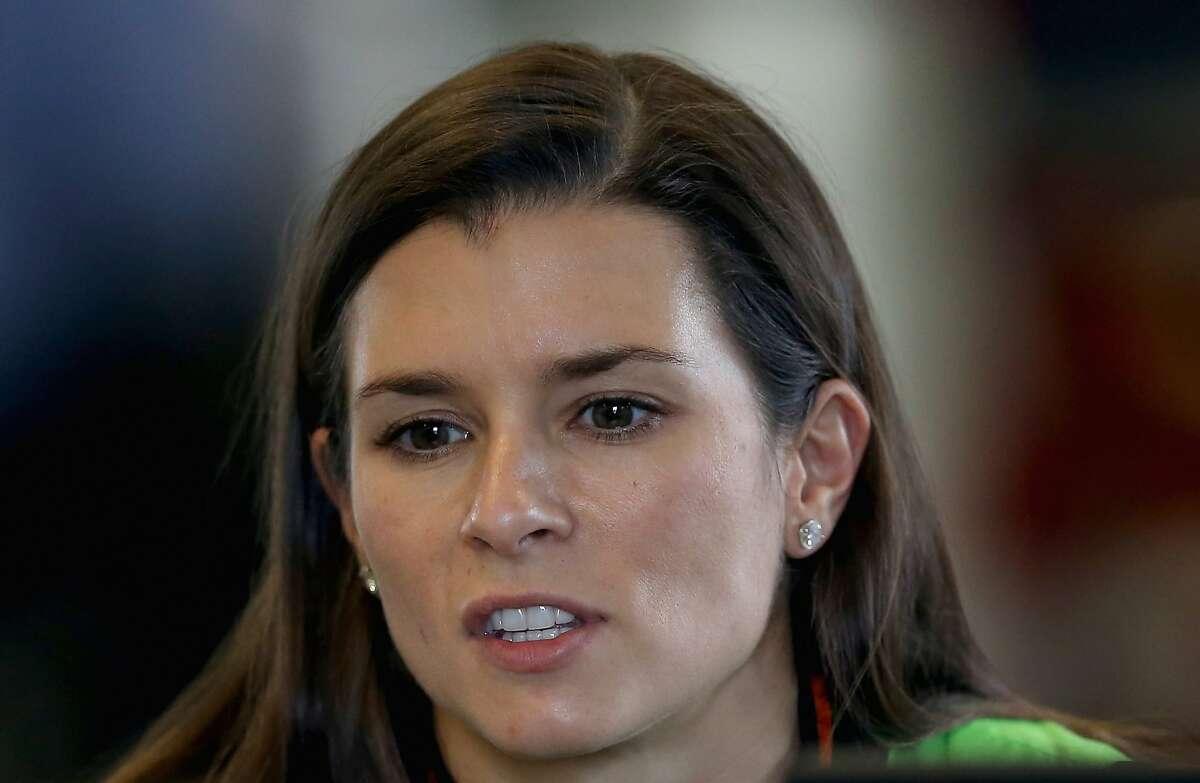 40. Danica Patrick, 33, NASCAR