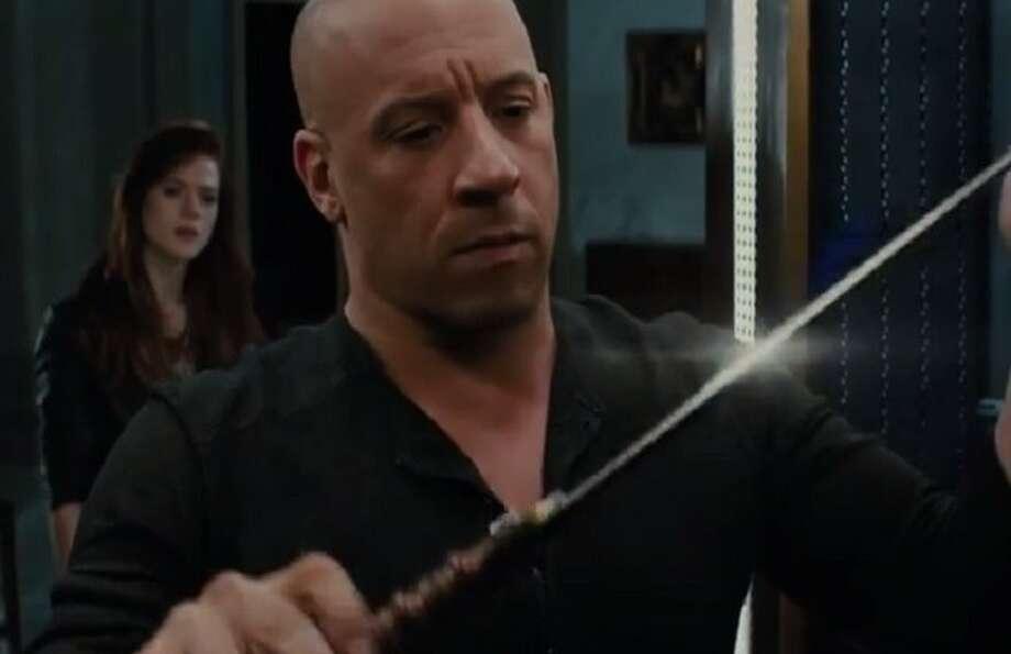 Vin Diesel Used 'Las...