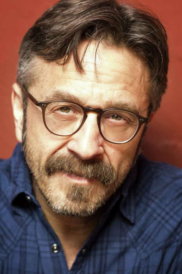 "Stand-up comedian Marc Maron uses his ""WTF"" podcast to create material for his routines and likes to emotionally connect with audiences. He will perform in the city Sunday, May 10. Photo: David Broach / ONLINE_YES"