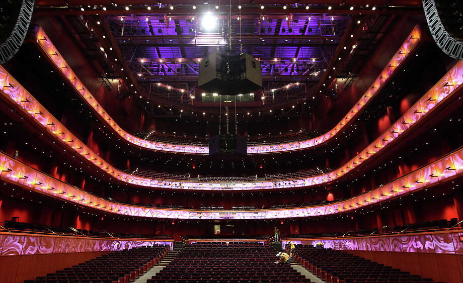 Arts leaders see developments such as the opening of the Tobin Center for the Performing Arts as drivers for the continuing expansion of the city's arts scene. Photo: Kin Man Hui /San Antonio Express-News / San Antonio Express-News