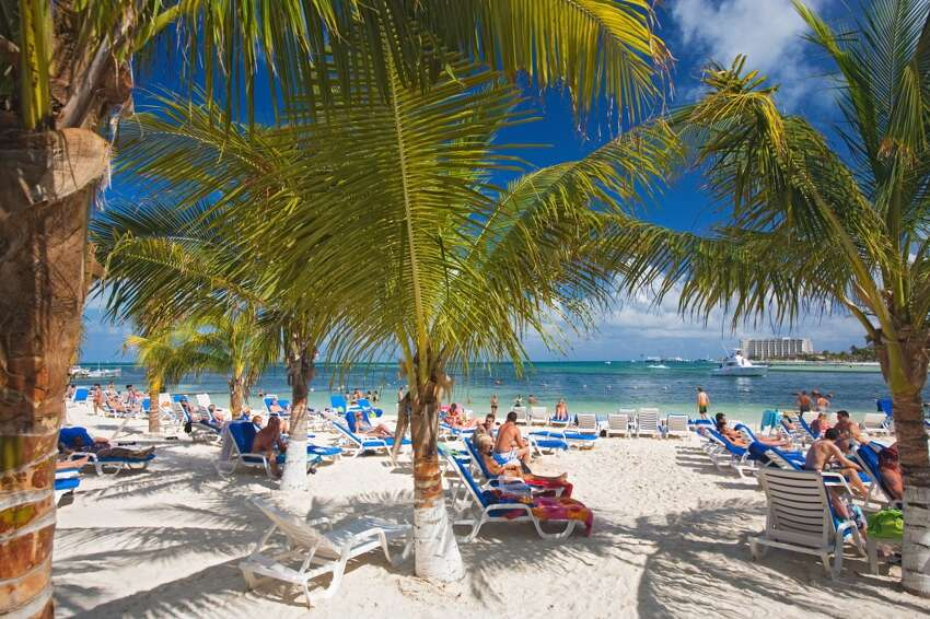 Cancun: The cold weather in the U.S. Northeast during the first quarter of the year may have helped boost Mexico's Yucatan resort