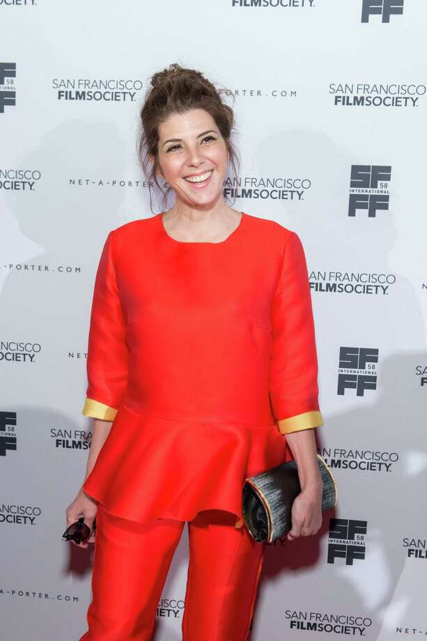 Marisa Tomei at the San Francisco Film Society's 2015 Awards Night on April 27, 2015. Photo: Drew Altizer Photography