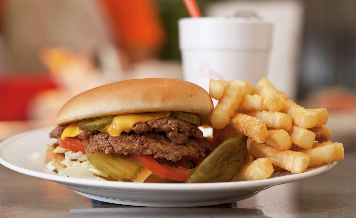 The Bates Special at Burger Boy