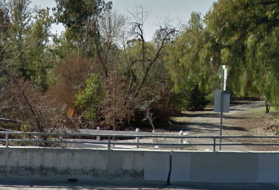 A woman was attacked on the Arroyo Trail near Arroyo Road in Livermore. Photo: Google Maps