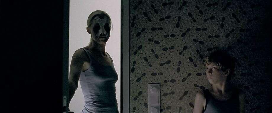 "A scene from the edgy Australian thriller ""Goodnight Mommy."" Photo: S.F. International Film Festival"