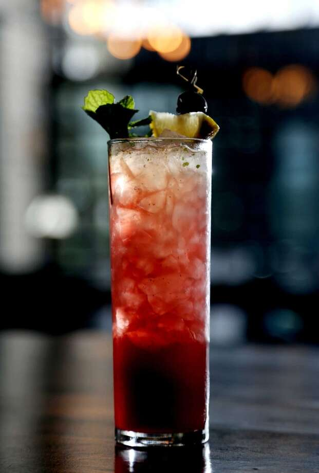 Wooster's Garden: Midtown's hip new outpost for creative cocktails; it's got the right swagger and a drinks menu that aims high. 3315 Milam, 713-520-0015 Photo: Gary Coronado, Houston Chronicle