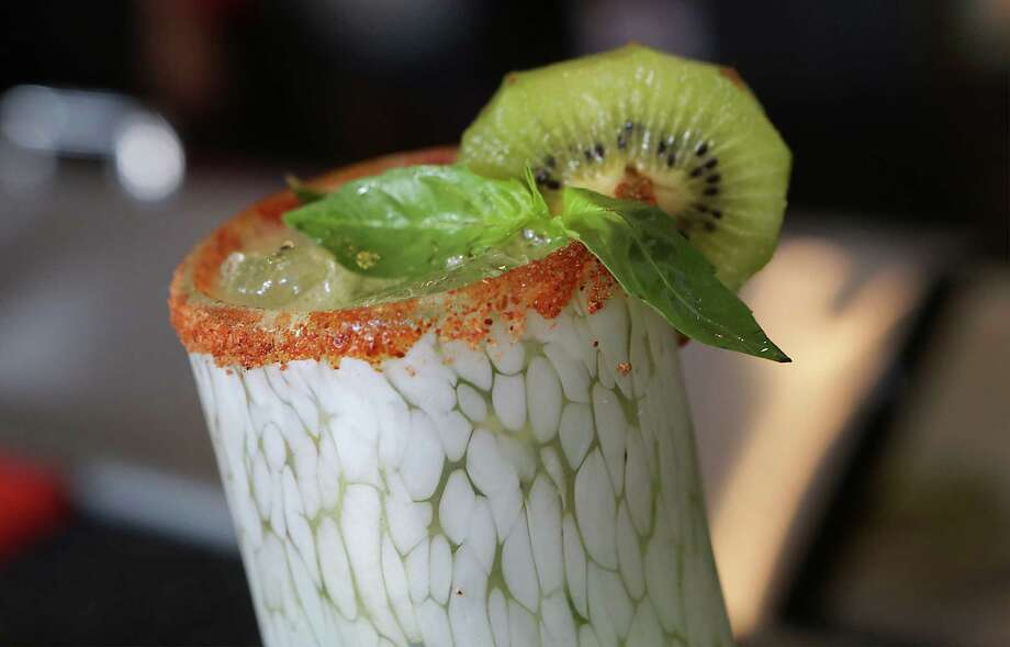 Margarita Kiwi Cooler Photo: Bob Owen /San Antonio Express-News / © 2015 San Antonio Express-News