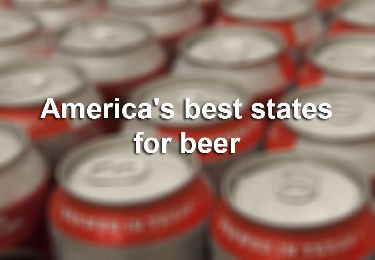 America's best states for beer