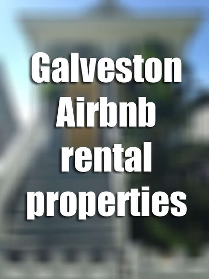 Take an inside look at some of the Airbnb properties available to rent now in Galveston. Photo: Airbnb