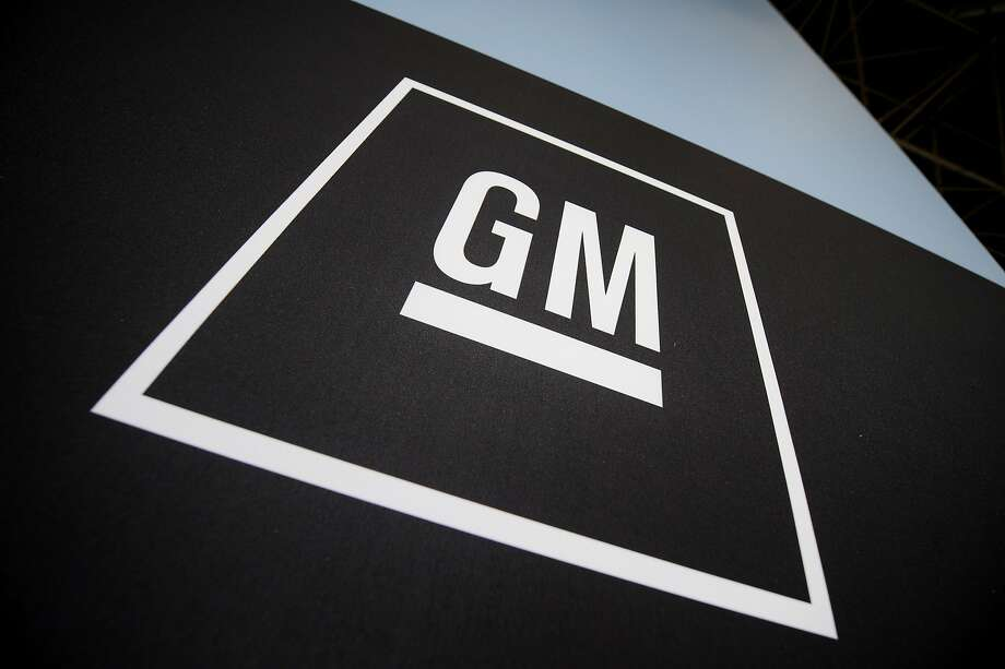 (FILES) This April 8, 2009 file photo shows the General Motors logo displayed at the New York International Auto Show in New York. General Motors on April 30, 2015 announced $5.4 billion in new US plant upgrades over the next three years, including in three sites in Michigan, the traditional hub of the US auto industry The biggest investment outlined is $520 million for a site near Lansing to build tools and equipment for GM's future vehicle programs. The move will retain 1,900 jobs at the site, the company's newest plant in North America, the automaker said. AFP PHOTO/STAN HONDASTAN HONDA/AFP/Getty Images Photo: Stan Honda, AFP / Getty Images