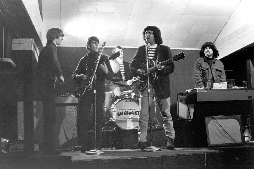 On May 5, 1965 'The Warlocks,' who would later be known as 'The Grateful Dead,' played their first show, at Magoo's Pizza Parlor in Menlo Park, California. In this slideshow, check out some of the earliest known photos of the band. Information on these images from the Michael Ochs Archives is sketchy, we think this set of images is from a show later that same year in San Francisco.