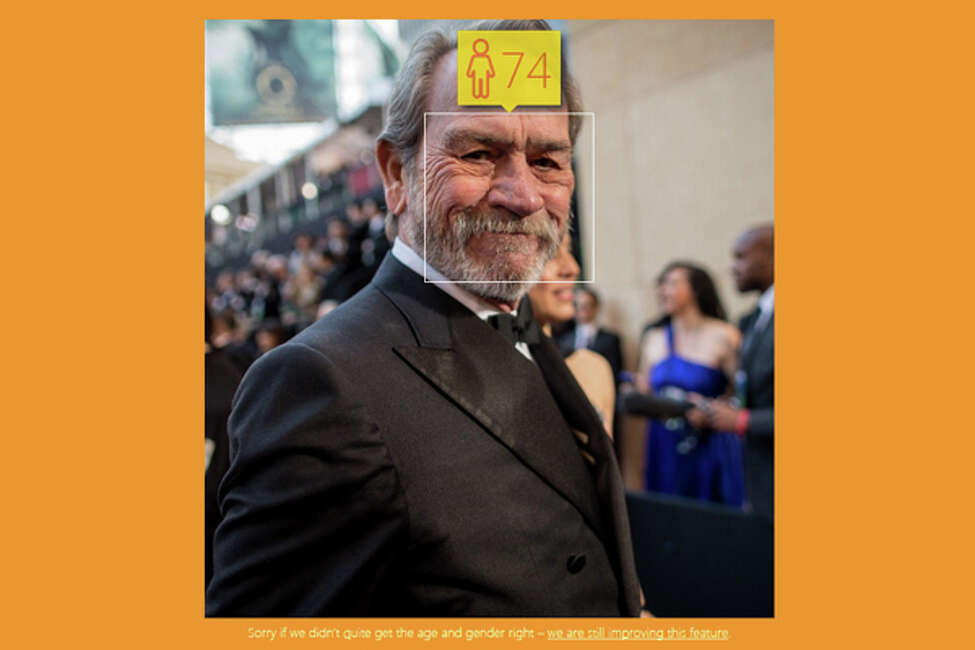 Tommy Lee Jones sporting a full beard looks six years older than he really is. The San Antonio resident is really 68.