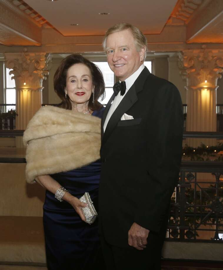 BETTY AND JESSE TUTOR: Although the Tutors are both Mississippi natives, their roots are now firmly planted in Texas soil. As avid music lovers, they support Virtuosi of Houston Young Artists Chamber Orchestra and the Houston Symphony. Photo: Jon Shapley, Houston Chronicle