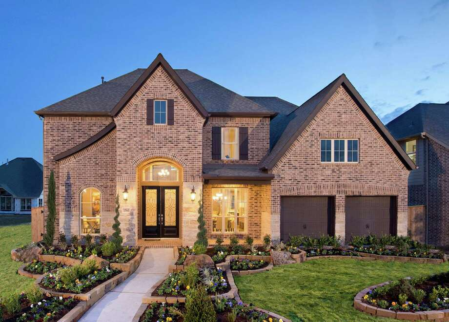 Cinco ranch offers new models quick move in home designs for Ranch model homes