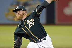 Jesse Hahn's shutout heads up great day for Oakland A's - Photo