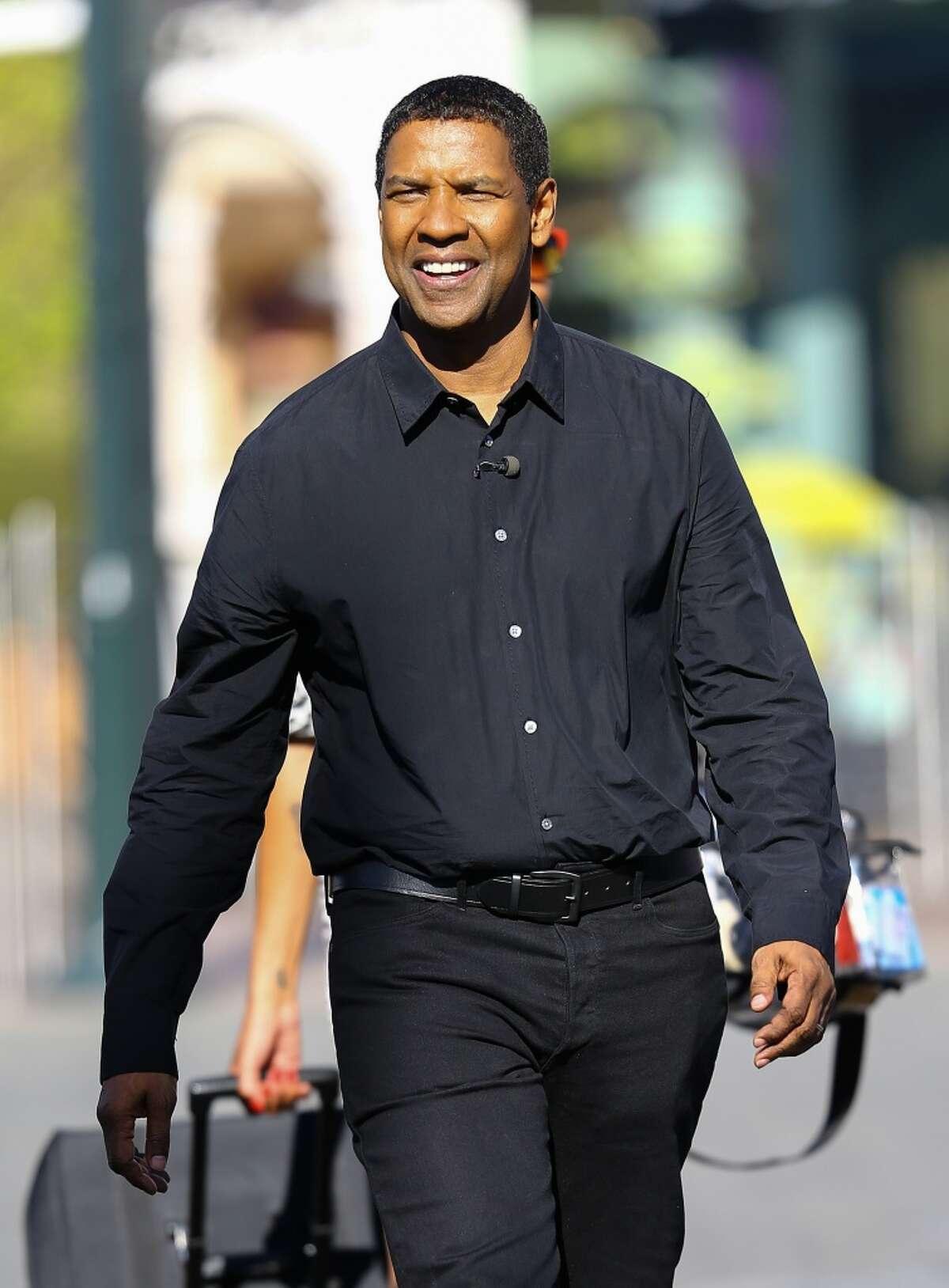 2. Denzel Washington Returned $6.50 per every dollar paid