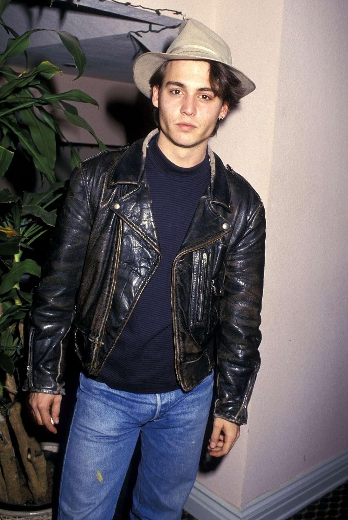 Johnny Depp was a major heartthrob, thanks to
