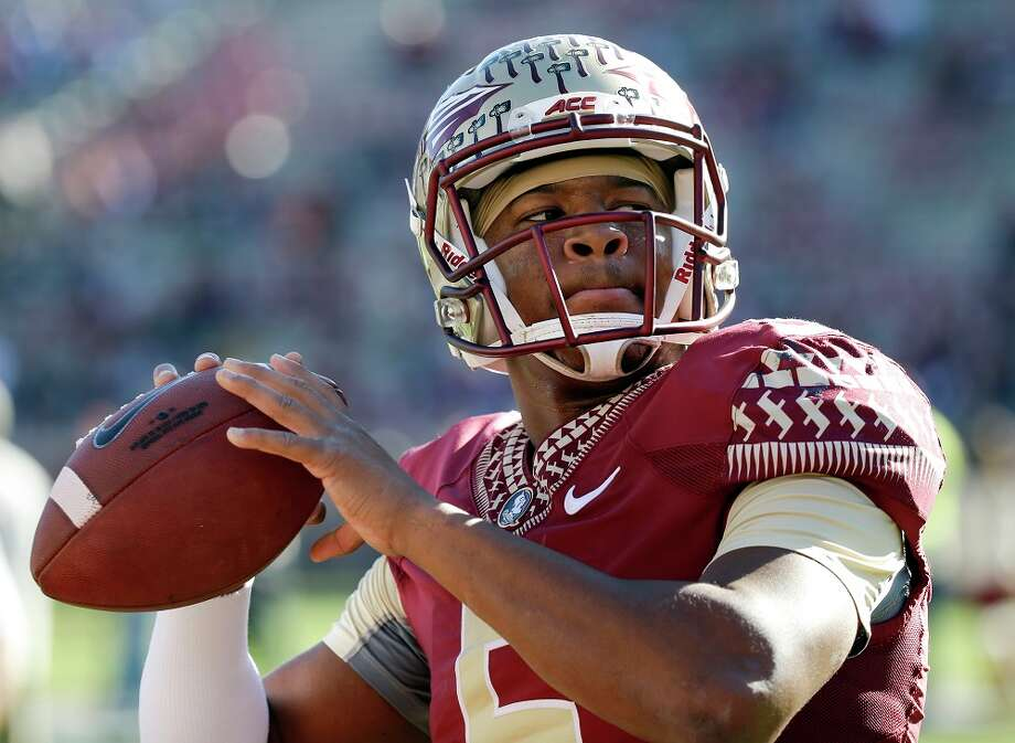 1. Jameis Winston, quarterback — Tampa Bay Buccaneers Age: 21 | College: Florida State | Size: 6-foot-4, 231 pounds Photo: John Raoux, AP