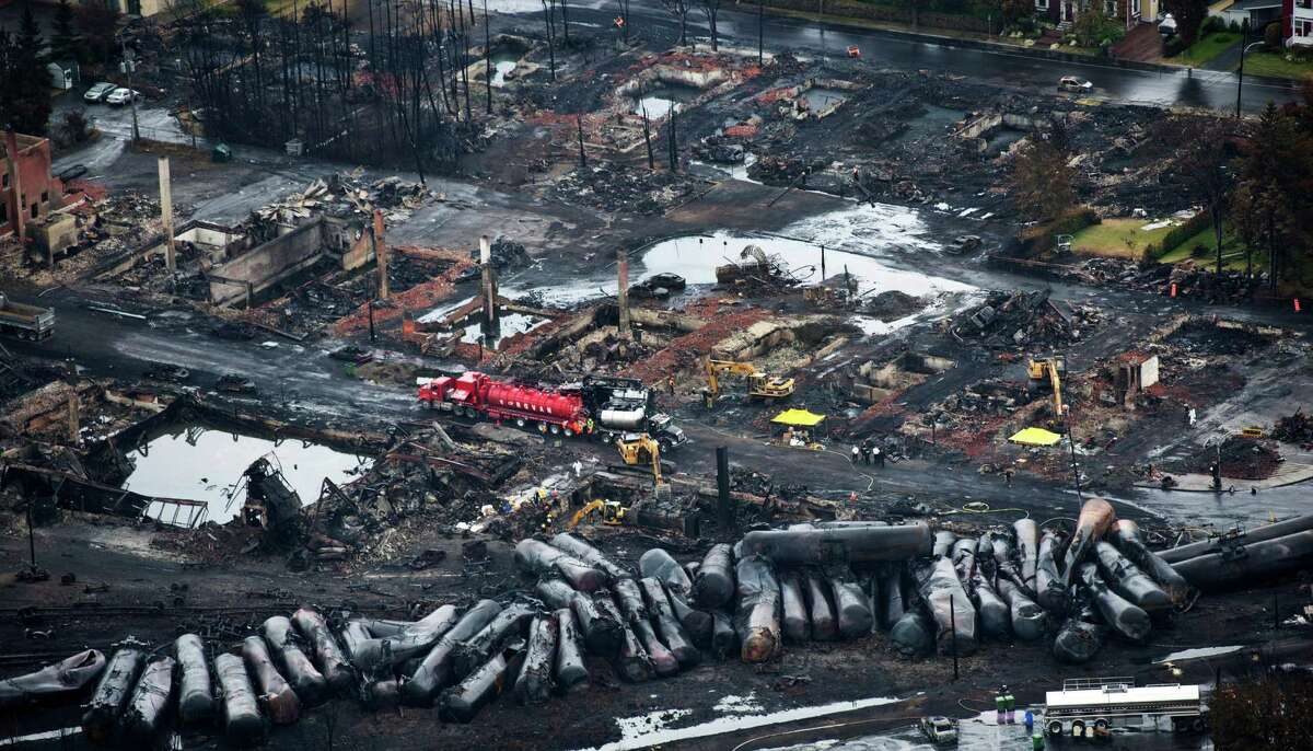 There is concern that this nation could see a derailment like the one that happened in July 2013 in Lac-Mégantic, Quebec, when a runaway train killed 47.
