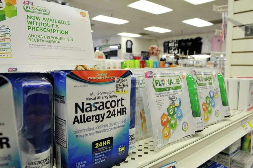 nasal steroid sprays list
