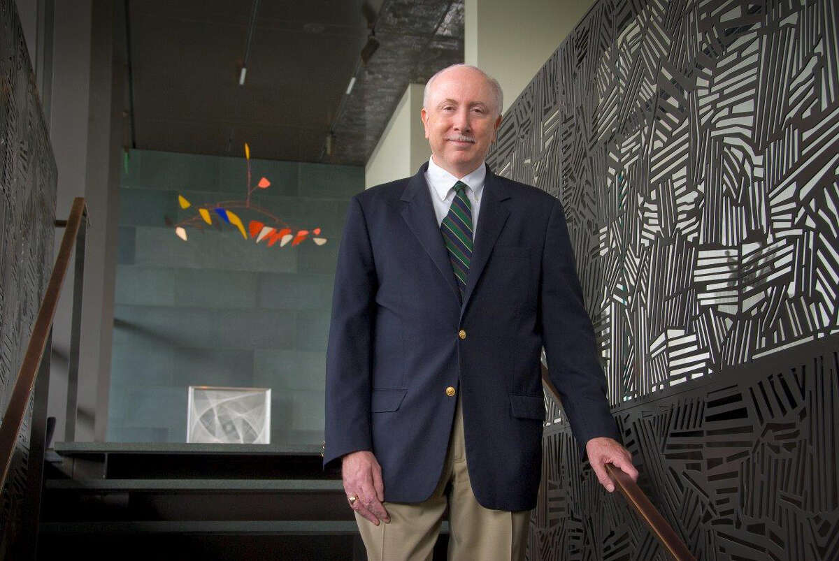 William Chiego is the director of the McNay Art Museum. He will retire in 2016.