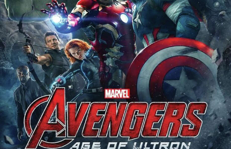 "The mixed superhero team from Marvel is back in action with the new movie, ""Avengers: The Age of Ultron."" Photo: Contributed Photo / Westport News"