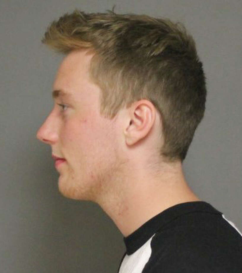 Ciaran P. Butterly, 18, of Fairfield, was arrested for harassing others on Facebook. Photo: Contributed Photo /  Fairfield Citizen contributed