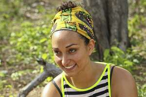 Yahoo manager Shirin Oskooi voted off Survivor - Photo
