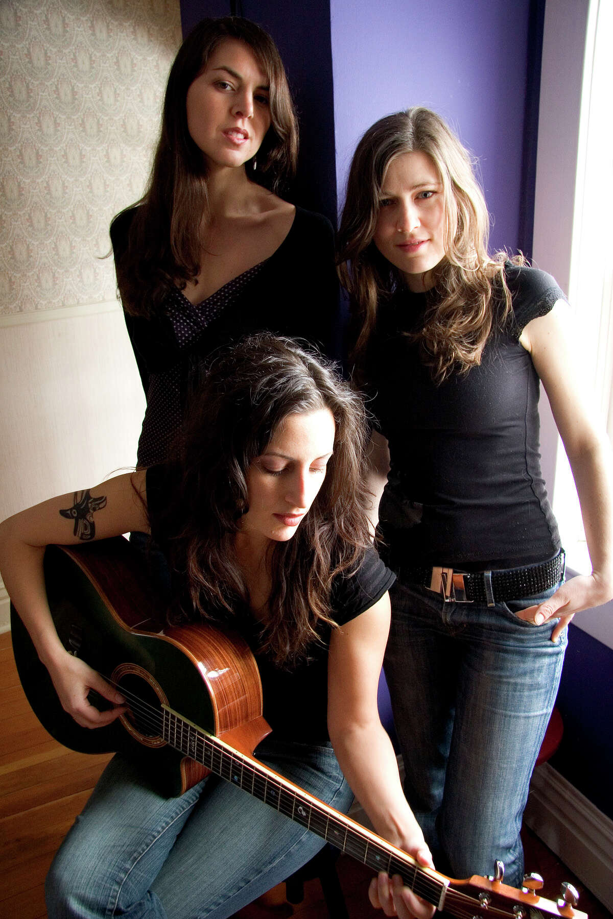Folk musicians, The Wailin' Jennys will be performing at The Egg on Sunday. Learn more.