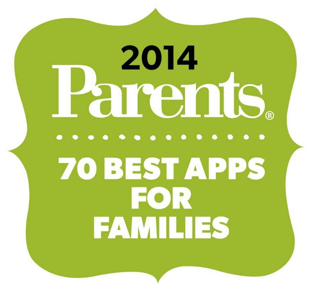 2014 Parents Best Apps seal