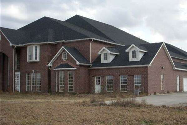 This 60,175-square-foot brick structure with at least 55 bedrooms and 55 full baths in Brazoria County is priced at $3.5 million. Listing agent is Christy Buck at RE/MAX Top Realty.