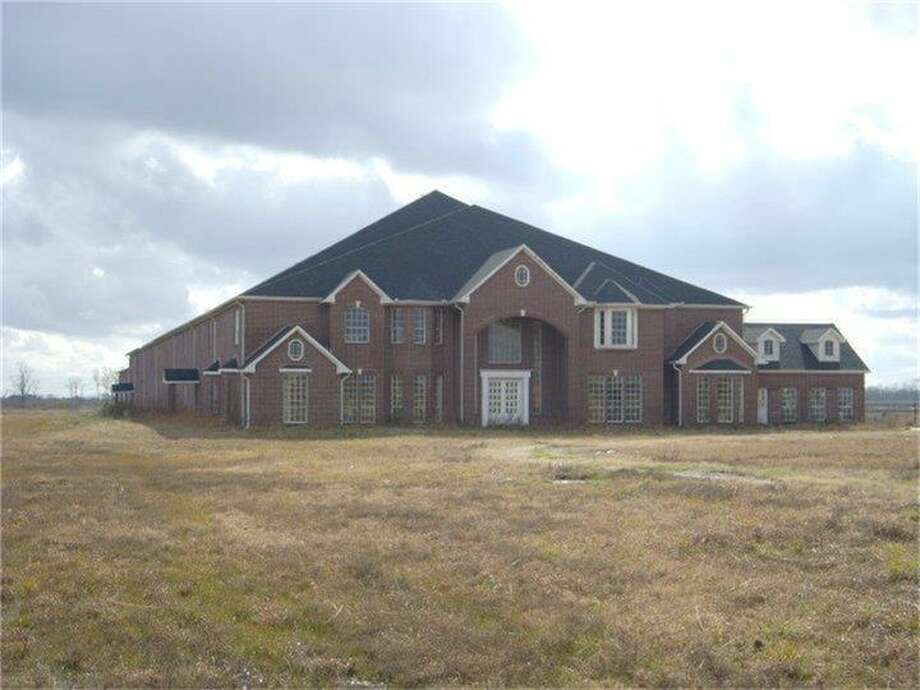 A massive home near Pearland that has never been occupied will be leased to a nonprofit group, The Bailey House, that plans to turn the building into a treatment facility for veterans.This 60,175-square-foot brick structure with at least 55 bedrooms and 55 full baths in Brazoria County is priced at $3.5 million. Photo: Courtesy Of Christy Buck Team At RE/MAX Top Realty