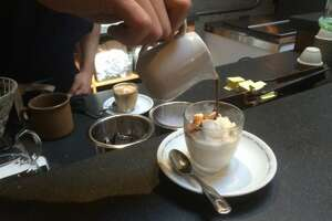 A San Francisco first: Affogato Bar opens at SoMa's Sightglass Coffee - Photo