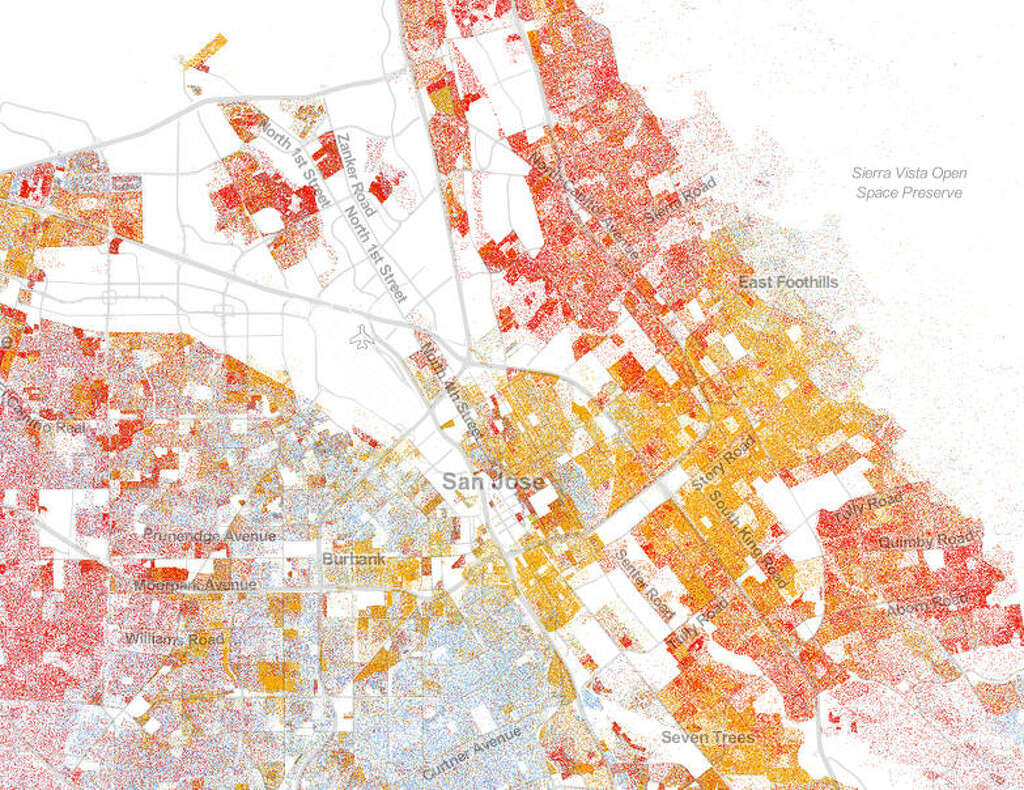 Houston is both one of the most diverse and most segregated US