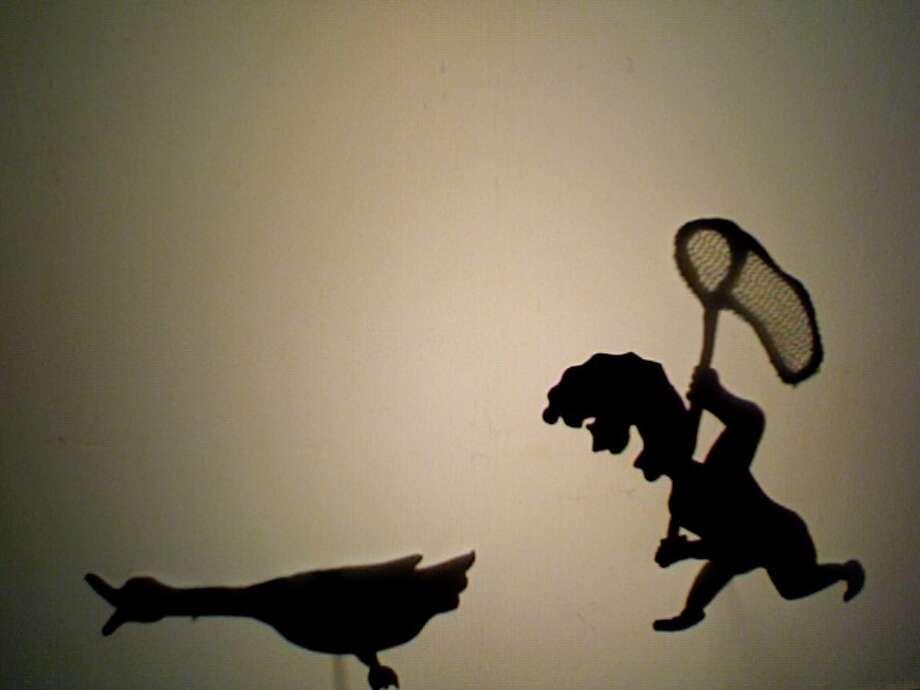 "Matt Sandbank's Shadow Factory will present ""A Wild Goose Chase"" as part of the Children's Fine Arts Series' Children's International Puppet Festival in 2015. Photo: Courtesy Photo"