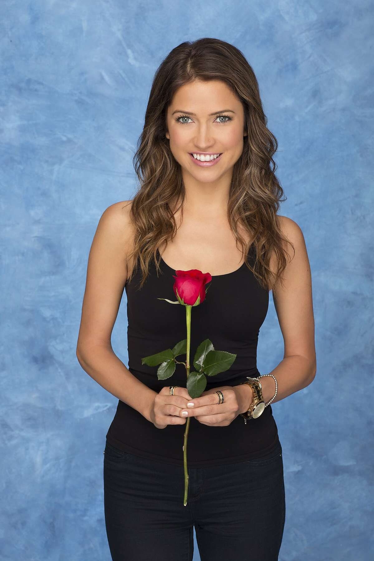 """THE BACHELORETTE - ABC's hit romantic reality series, """"The Bachelorette,"""" kicks off its 11th season continuing the surprises of this season's """"Bachelor"""" with the biggest one of all: there will be two Bachelorettes. One is Kaitlyn, the gorgeous, fun-loving, warm-hearted, but irreverent firecracker who let down her guard only to have her heart crushed. Who will the men prefer? Eventually, only one woman will be left to hand out the final rose. """"The Bachelorette"""" returns to ABC, premiering MONDAY, MAY 18 (9:00-11:00 p.m., ET), on the ABC Television Network. (Photo by Craig Sjodin/ABC via Getty Images) KAITLYN BRISTOWE"""