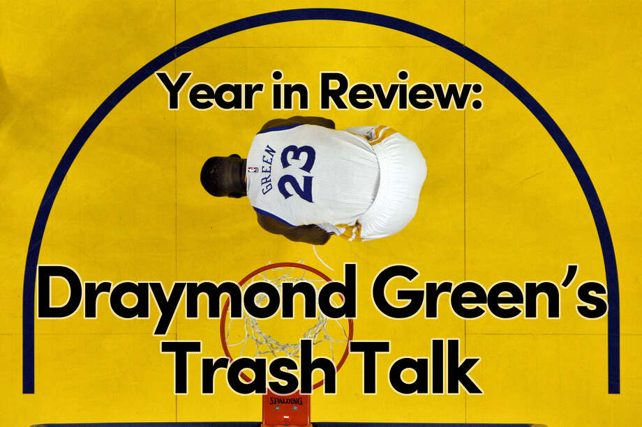The 2014-2015 season was huge for Draymond Green (23) on the Golden State Warriors. On his journey from bench player to starter, Green's mouth has certainly stirred up a whole lot of news. Here's our look back at Green's greatest hits over the last season. Photo: San Francisco Chronicle