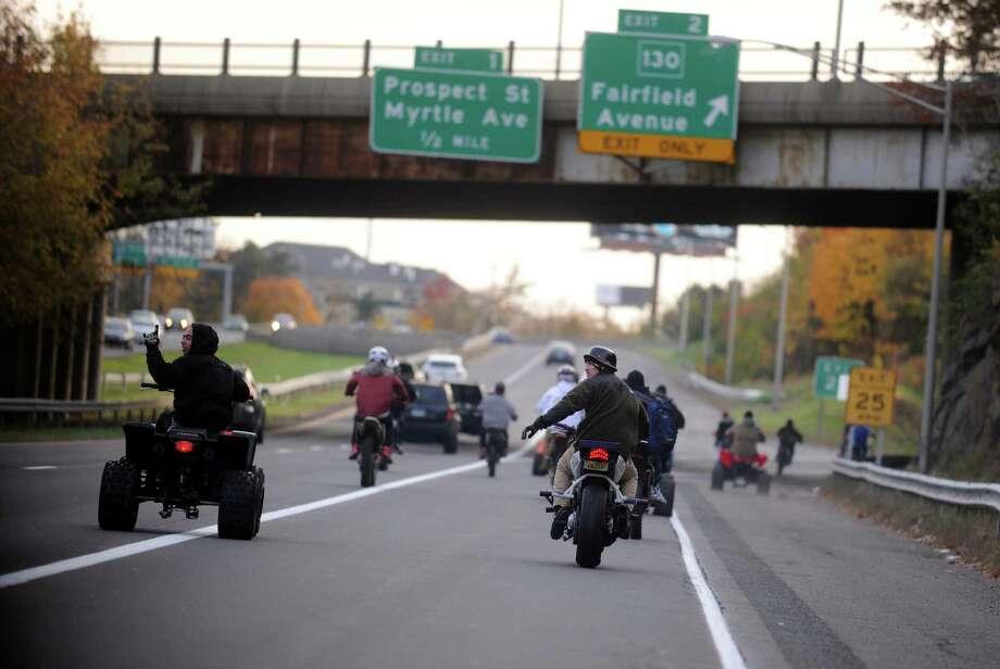 New Law Fines Target Daredevil Dirt Bikers Connecticut