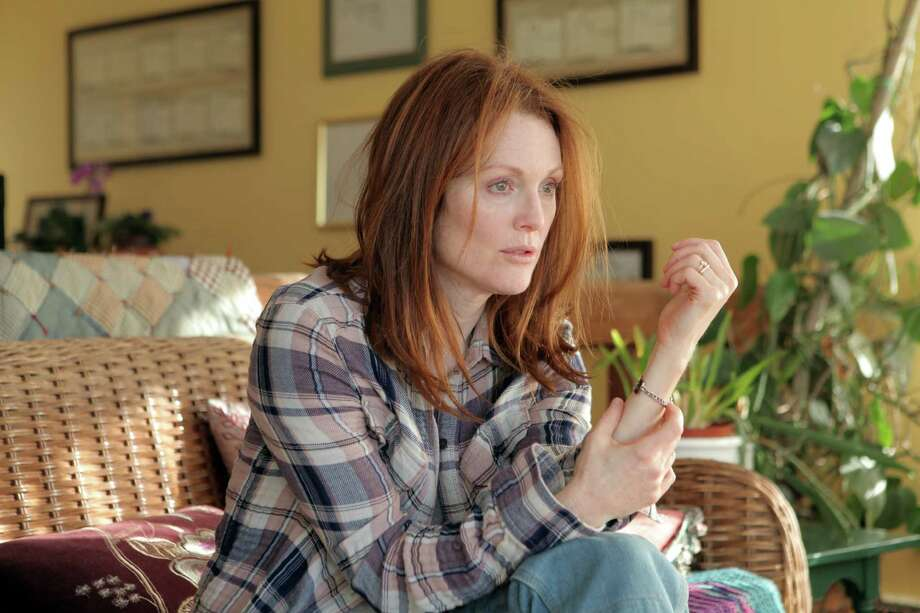 """2014 Julianne Moore   """"Still Alice"""" As Alice Daly-Howland Photo: Linda Kallerus /Associated Press / Sony Pictures Classics"""
