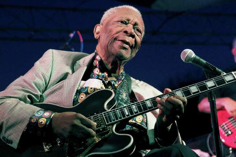 The 89-year-old B.B. King has had diabetes for decades. In October, he canceled the final shows of his 2014 tour. Photo: Rogelio V. Solis /Associated Press / AP