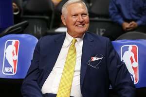 KNBR conversation: Jerry West - Photo