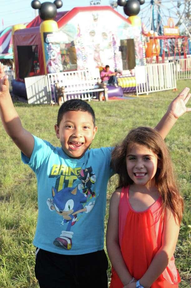 MySpy caught these people enjoying Kirby Hobo Fest Friday May 1. Photo: Jennifer Luna
